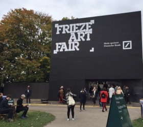 Frieze Art Fair in London